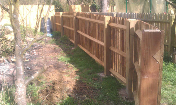 Dursley-Fencing